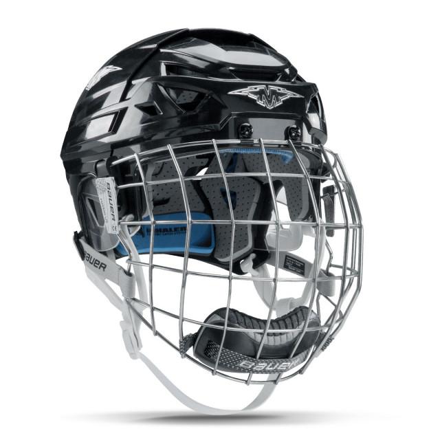 Mission Inhaler Combo Hockeyhelm - Senior