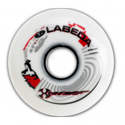 LABEDA Gripper Extreme Hard  wheels for hockey inline skates