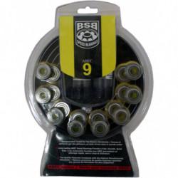 BSB 608ZZ ABEC 9 Kugellager für inline skates