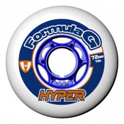 Hyper Formula G ERA Rollen für die Hockey inline skates