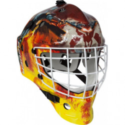 "Bauer NME Street Star Wars ""Boba Fett"" Torwartmaske - Youth"