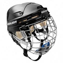 Bauer 4500 combo Hockeyhelm mit dem Gesichtsschutz - Senior