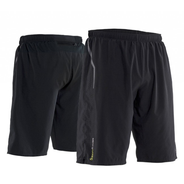 Salming Herren lange running shorts - Senior