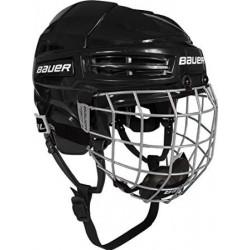 Bauer IMS 5.0 Combo Hockeyhelm mit dem Gesichtsschutz - Senior
