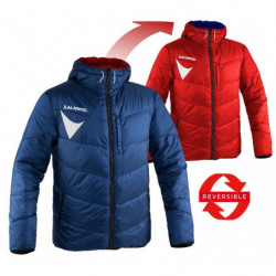 Salming Reversible Jacke - Junior