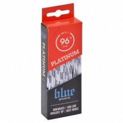 Blue Sports Platinium Schnürsenkel