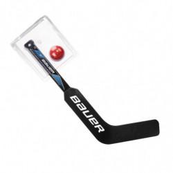 Bauer mini goalie stick set