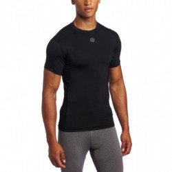 Warrior basis comp top tight fit Unterwäsche T-shirt Ärmel - Senior