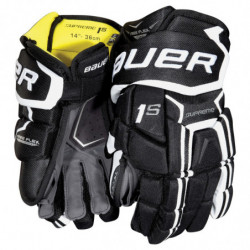 Bauer Supreme 1S Senior Hockey Handschuhe - '17 Model
