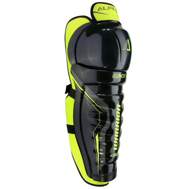 Warrior Alpha QX5 Hockey Schienbeinschutz - Junior