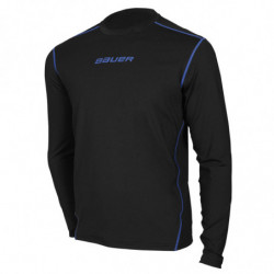 Bauer NG Basics LS Base Layer Top - Senior
