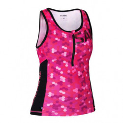 Salming Triathlon Singlet Women - Senior
