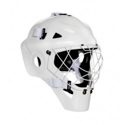 Salming Carbon X Floorball Tormann Helm - Senior