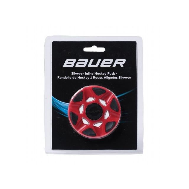 Bauer SlivVver Rollerhockeypuck