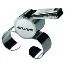 Bauer Metall Schiedsrichterpfeife