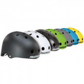 Helmets for roller skating