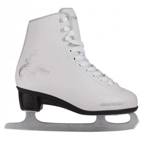 Women recreational ice skates